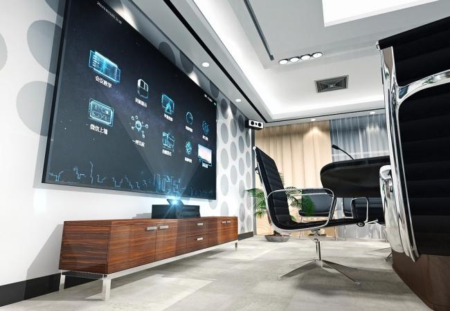 會議室自動控制